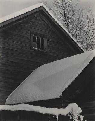 Barn & Snow