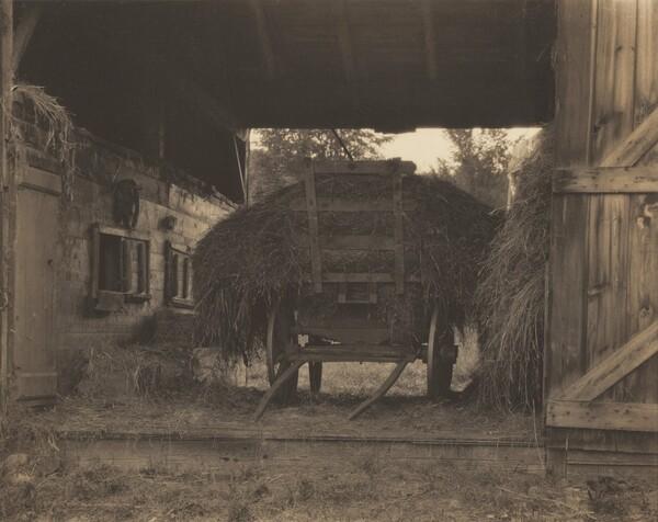 The Hay Wagon