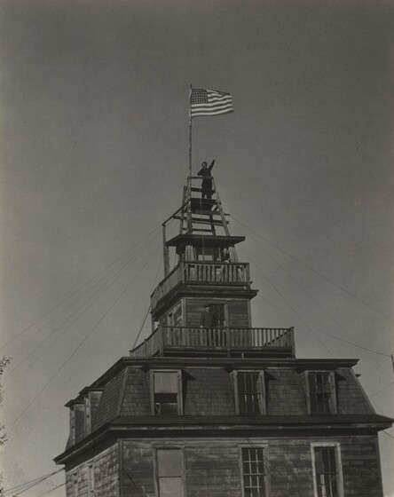 Lookout House, Prospect Mountain, Lake George