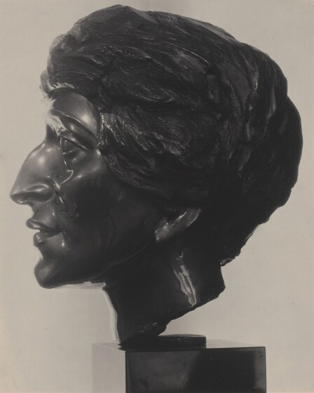 Mrs. Fiene by Lachaise