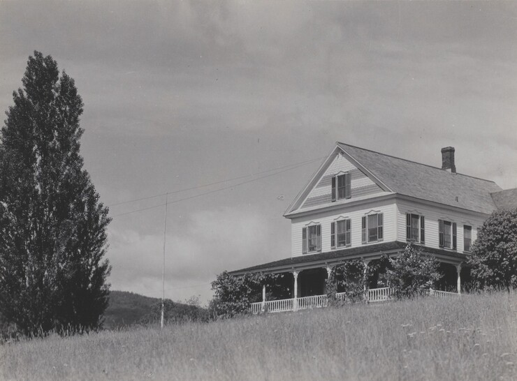 House on the Hill, Lake George