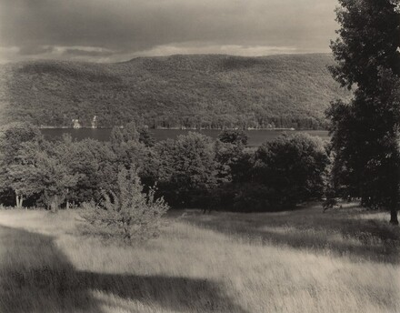 Lake George from the Hill