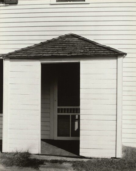 Door to Kitchen, Lake George