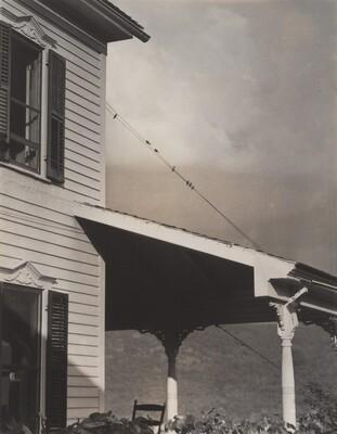 House, Lake George