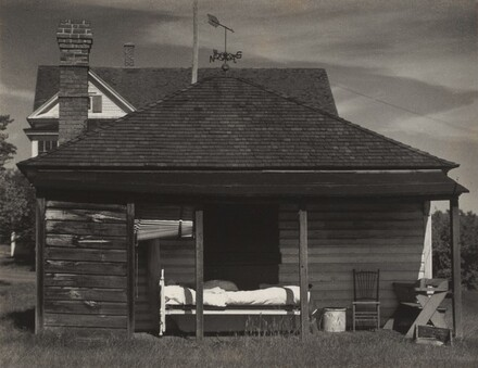 Back of Little House