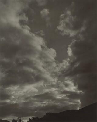 Music--A Sequence of Ten Cloud Photographs, No. II