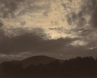 image: Music—A Sequence of Ten Cloud Photographs, No. III
