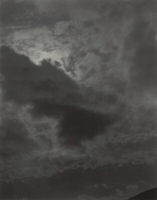 Music—A Sequence of Ten Cloud Photographs, No. VI