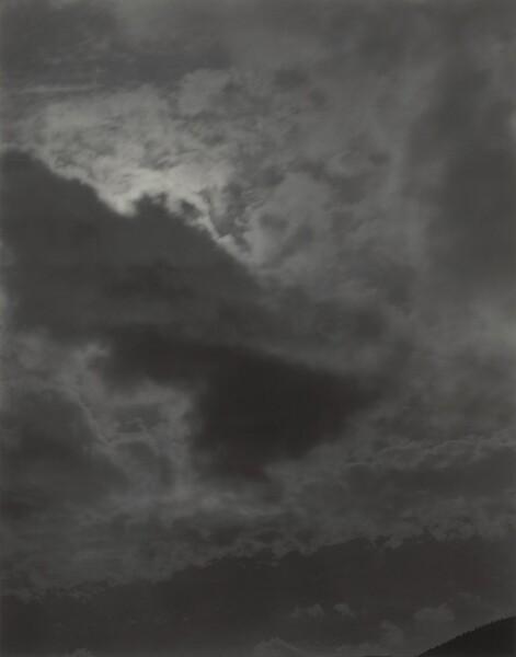 Music—A Sequence of Ten Cloud Photographs, No. VI