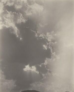 image: Music—A Sequence of Ten Cloud Photographs, No. VII