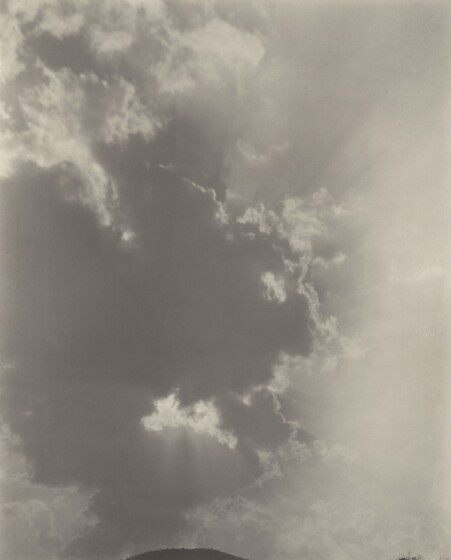 Music—A Sequence of Ten Cloud Photographs, No. VII