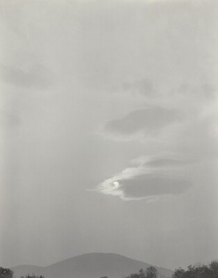 Music—A Sequence of Ten Cloud Photographs, No. VIII