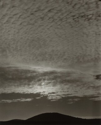 Music—A Sequence of Ten Cloud Photographs, No. X