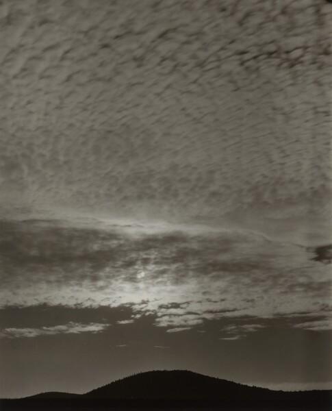 Music—A Sequence of Ten Cloud Photographs, No. X