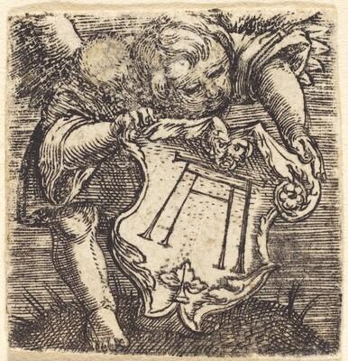 Genii with Altdorfer's Schram