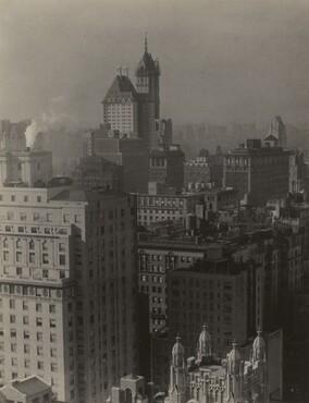 image: From Room 3003—(Looking Northwest)—Shelton Hotel, New York