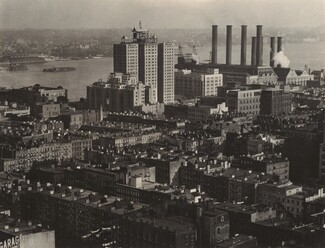 image: From the Shelton, New York (Room 3003) Looking Southeast
