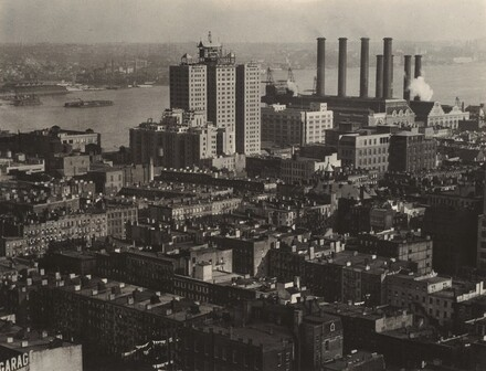 From the Shelton, New York (Room 3003) Looking Southeast