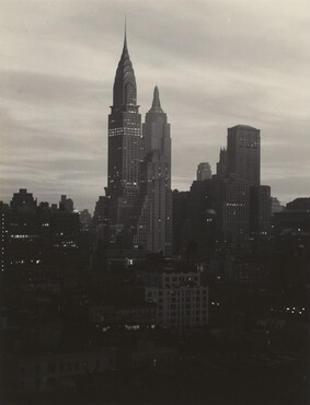 image: New York from 405 East 54th Street