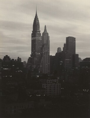 New York from 405 East 54th Street
