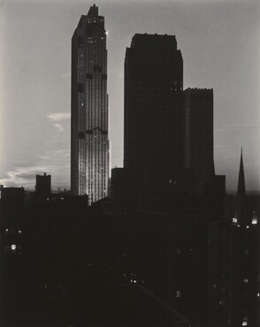image: New York from the Shelton