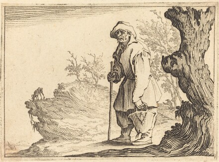 Peasant with Sack