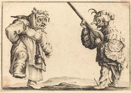 Dancers with Lute