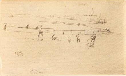 A Sketch at Dieppe
