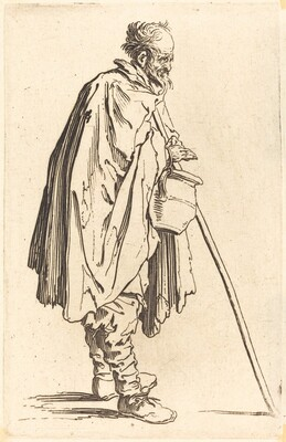 Beggar with Pot