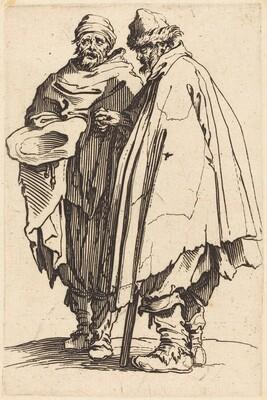 Blind Beggar and Companion