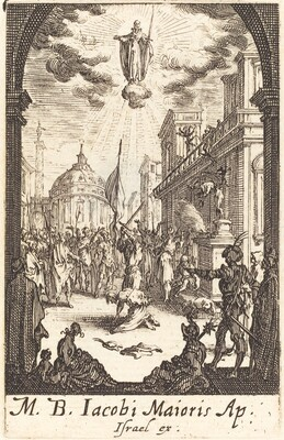 The Martyrdom of Saint James Major