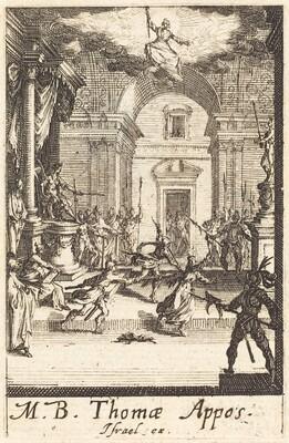 The Martyrdom of Saint Thomas