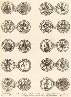 Coins [plate 1]
