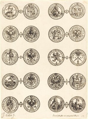 Coins [plate 2]