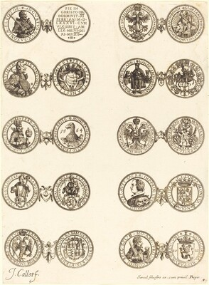 Coins [plate 4]