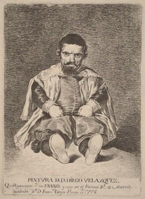 Un enano (A Dwarf)