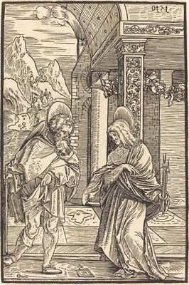Saint Roch and Saint Sebastian