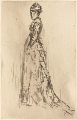 The Silk Dress
