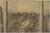 Crowd of People Seen between Two Columns [verso]