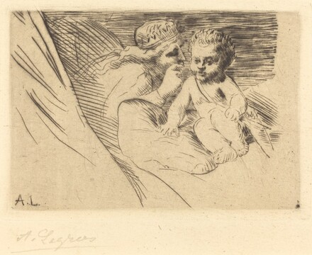 Mab and Cupid (Mab et Cupidon)