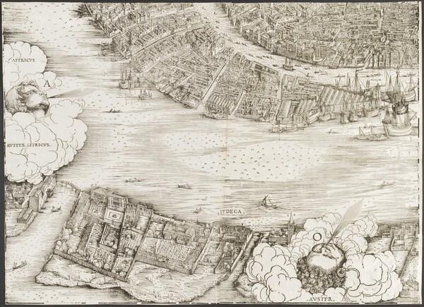 View of Venice [lower left block]