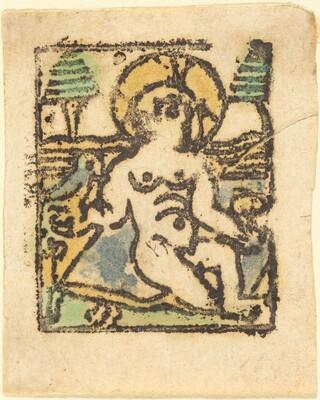 Christ Child with Bird