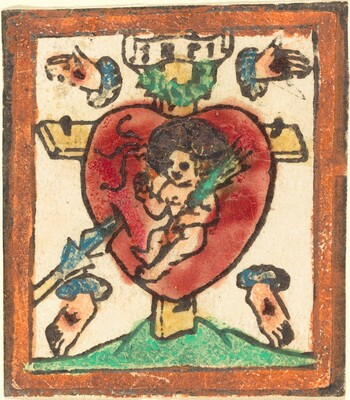 Christ Child in the Sacred Heart