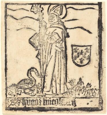 Saint Hugo of Lincoln (or Saint Hugo of Avalon)