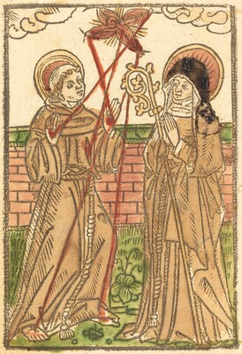 Saint Francis and Saint Clara