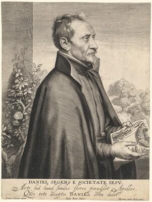Daniel Segers, Jesuit Priest