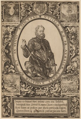William, Count of Nassau, Prince of Orange