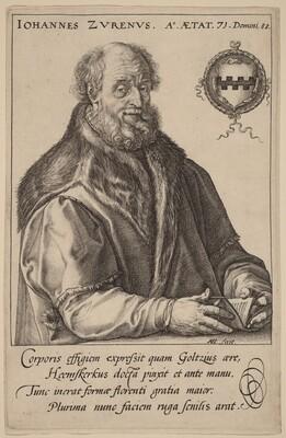 Johannes Zurenus (Jan van Zuren)