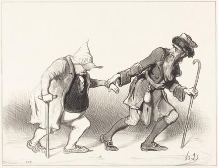 Le Constitutionnel et le Juif errant