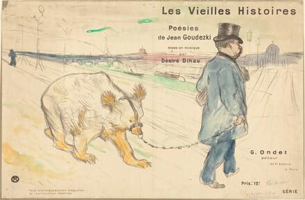 Les Vielles Histoires (cover/frontispiece)